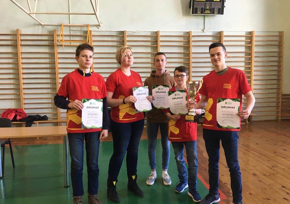Lietuvos mokyklų šaškių žaidynės